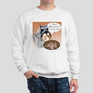 Mini Schnauzer Turkey Sweatshirt