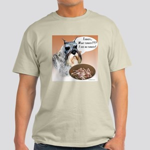 Mini Schnauzer Turkey Light T-Shirt