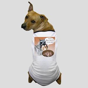Mini Schnauzer Turkey Dog T-Shirt