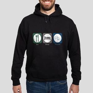 Eat Sleep Theater Sweatshirt