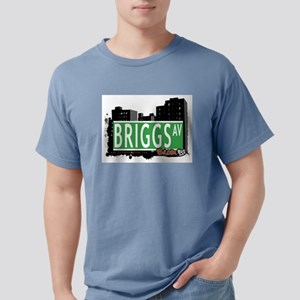 Briggs Av, Bronx, NYC T-Shirt