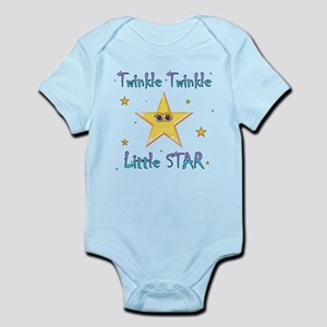 Twinkle Twinkle Little Star Baby Clothes   Accessories - CafePress 80b1dbef3