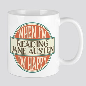 Jane Austen Fan Gift Mugs