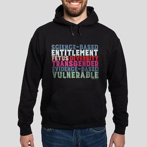 CDC Banned Science Words Sweatshirt