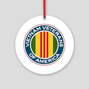 VVA Ornament (Round)