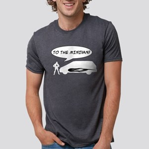 To the Minivan! T-Shirt