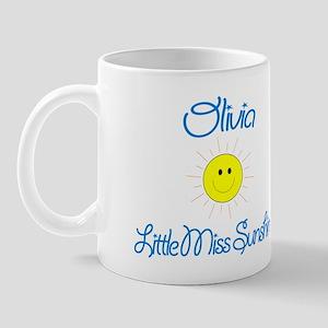 Olivia - Little Miss Sunshine Mug