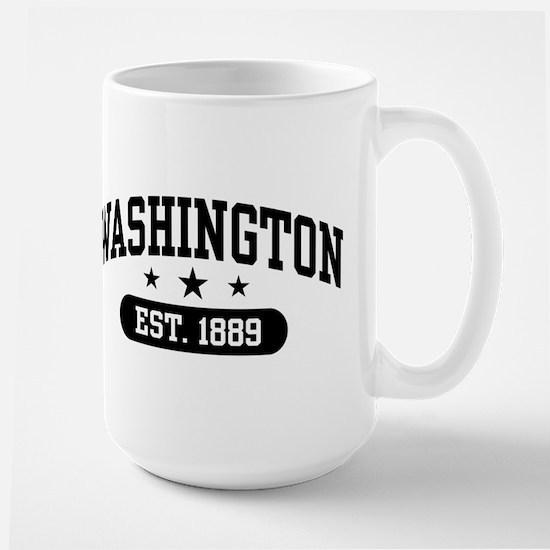 Washington Est. 1889 Mug