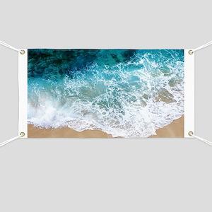 Water Beach Banner