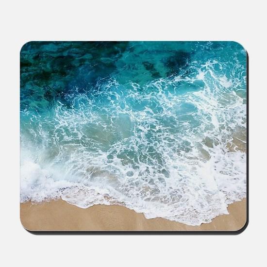 Water Beach Mousepad