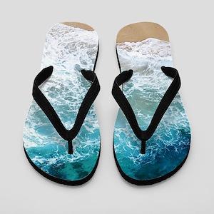 Water Beach Flip Flops