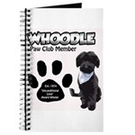 Whoodle Paw Club Member Journal