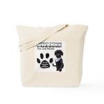 Whoodle Paw Club Member Tote Bag