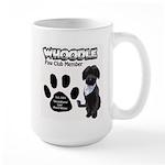 Whoodle Paw Club Member Mugs