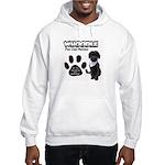 Whoodle Paw Club Member Hoodie