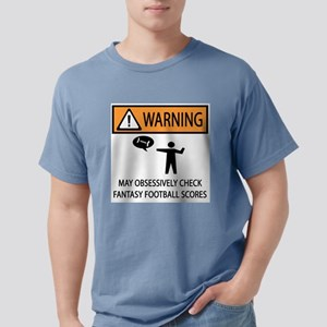 Checks Fantasy Football Scores T-Shirt