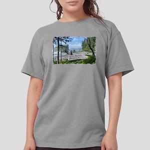 Ruby Beach Women's Dark T-Shirt