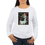 Ophelias Cocker Women's Long Sleeve T-Shirt