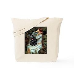 Ophelias Cocker Tote Bag
