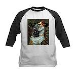 Ophelias Cocker Kids Baseball Jersey