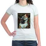 Ophelias Cocker Jr. Ringer T-Shirt