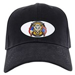 Pekiti-Tirsia Kali USA Black Cap