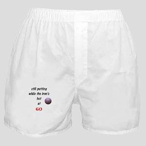 golf at 60 Boxer Shorts