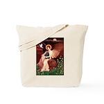 Angel / Cocker Tote Bag