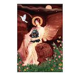 Angel / Cocker Postcards (Package of 8)