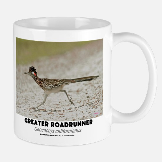 GREATER RADRUNNER - GEOCOCCYX CALIFORNIUS - S Mugs