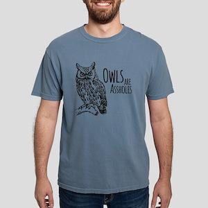 Owls Are Assholes T-Shirt
