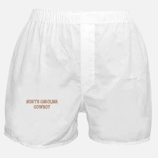 North Carolina Boxer Shorts