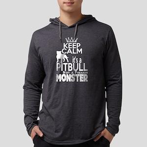 Pit Bull T Shirt Long Sleeve T-Shirt