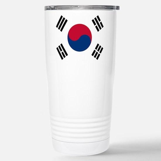 Korean Flag Mugs