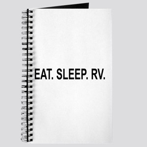 EAT. SLEEP. RV Journal