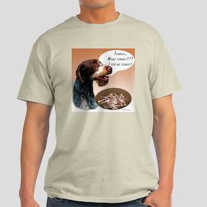 Wirehaired Turkey Light T-Shirt