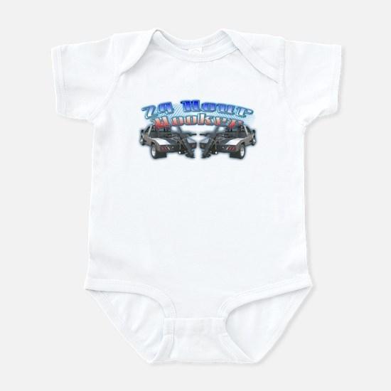 24 Hour Wrecker Infant Bodysuit
