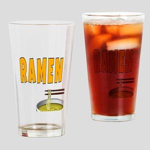 RAMEN Drinking Glass