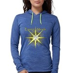 Christian Miracle Womens Hooded Shirt