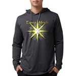 Christian Miracle Mens Hooded Shirt