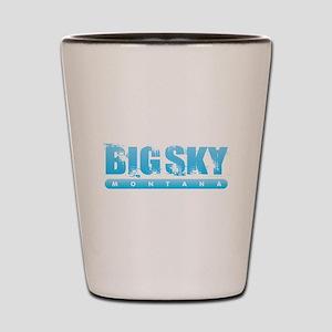 Montana - Big Sky Shot Glass