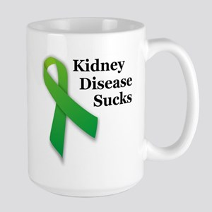 Kidney Disease Sucks Mugs