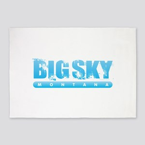 Montana - Big Sky 5'x7'Area Rug