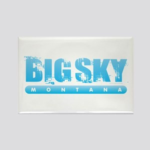 Montana - Big Sky Magnets
