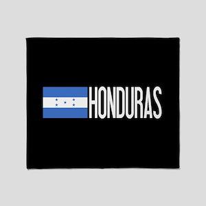 Honduras: Honduran Flag & Honduras Throw Blanket