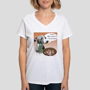 Iggy Turkey Women's V-Neck T-Shirt