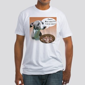 Iggy Turkey Fitted T-Shirt