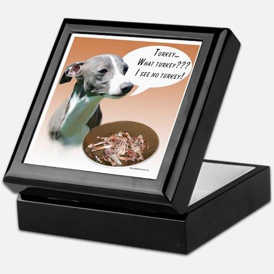 Iggy Turkey Keepsake Box