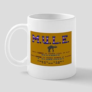 M.U.L.E. Mug