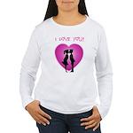 Love Women's Long Sleeve T-Shirt
